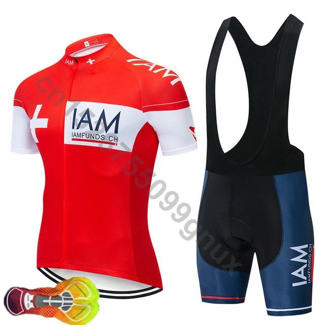 Estoy Ciclismo 2019 Ciclismo Jersey verano equipo manga