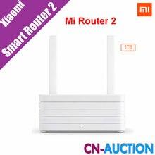 100% Original Xiaomi 1TB Mi WiFi Wireless Smart Router Dual-Band 2.4GHz/5GHz Maximum 1167Mbps Support Wifi 802.11 AC