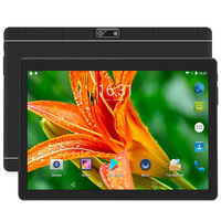 10.1 inch tablet Quad Core 3GB RAM 32GB ROM 1280*800 IPS Scratch Resistance Android 8.0 GPS tablets 10 Media Pad