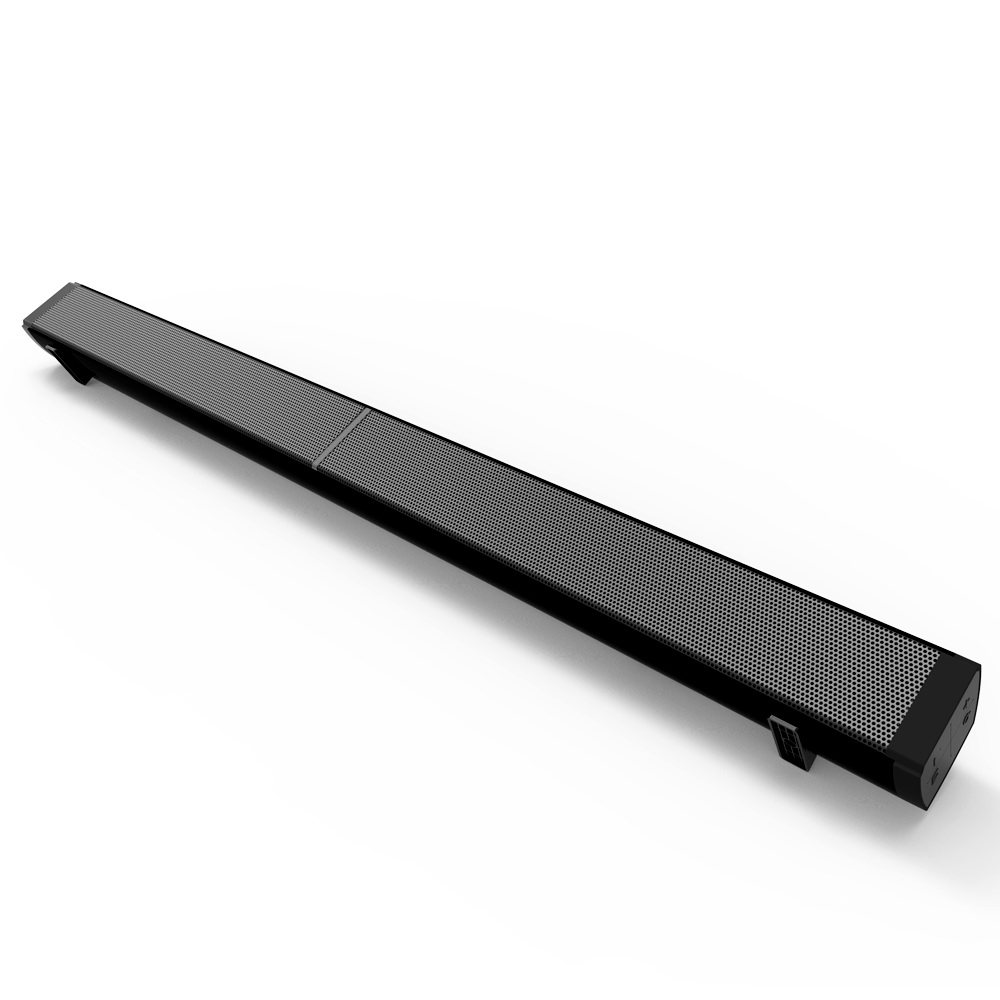 40W TV Sound bar Super Bass Wireless Bluetooth Speaker Home Theater Echo Wall-mounted Column Soundbar with Remote Control
