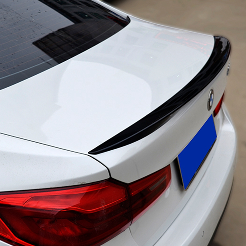 ABS автомобиля задний спойлер багажнике губы крыло для BMW G30 спойлер 5 серии 530i 540i F90 и M5 Base седан 4 двери 2017 2018