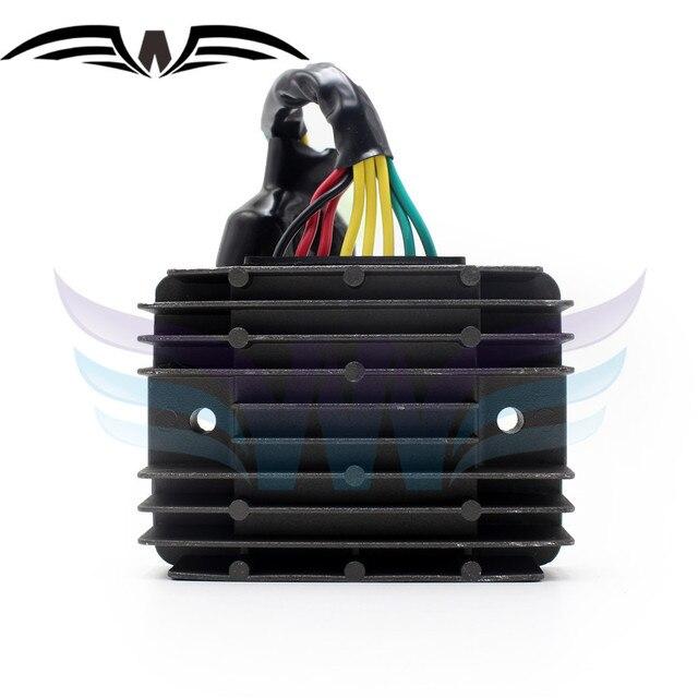 new type motorcycle voltage regulator rectifier black color motorcycle Regulator Rectifier For HONDA VFR800 VFR800 2002-2005
