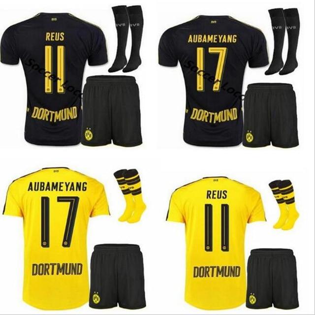 869acbd2c ... 768 Hot Sale 2017 Borussia Dortmund Best Qualit Soccer jersey Short  sleeve Adult kit 16 17 16-17 dortmund home long sleeve ...