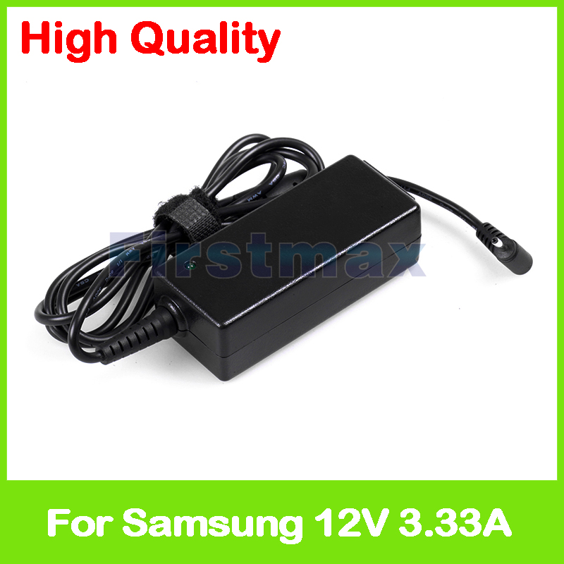 40W 12V 3.33A universal AC power adapter for Samsung ATIV Tab 3 XE300TZC GT-P8510 ChromeBook 2 XE500C12 XE503C12 charger