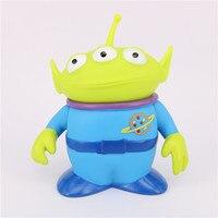 Alien Toy Story Alien Dane 14 cm PCV Figurka Lalka Anime Brinquedos Dla Dzieci Zabawki Dla Dzieci