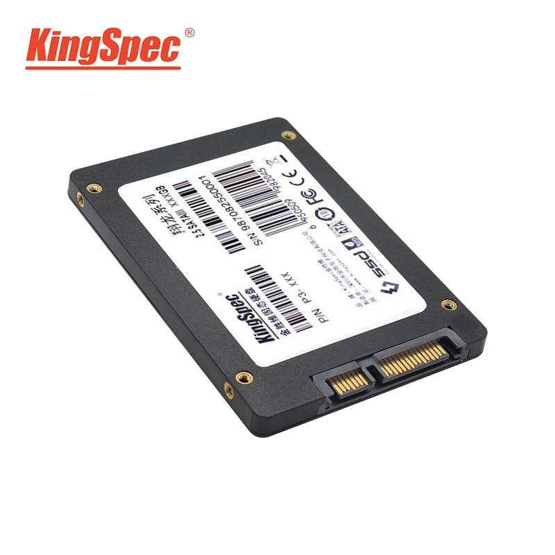KingSpec SSD Disk 2.5 SATA III hard drive 128GB 240GB 512GB 1TB hd SSD Solid State Drive 120gb 120 240 gb 480gb laptop sdd(China)