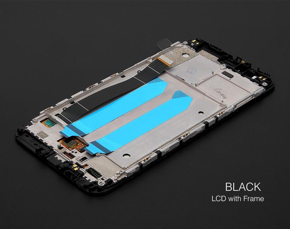 HTB1XOKogStYBeNjSspkq6zU8VXaP For Xiaomi Mi A1 LCD Display + Frame 10 Touch Screen For Xiaomi Mi 5X LCD Digitizer TouchScreen Panel Replacement Spare Parts