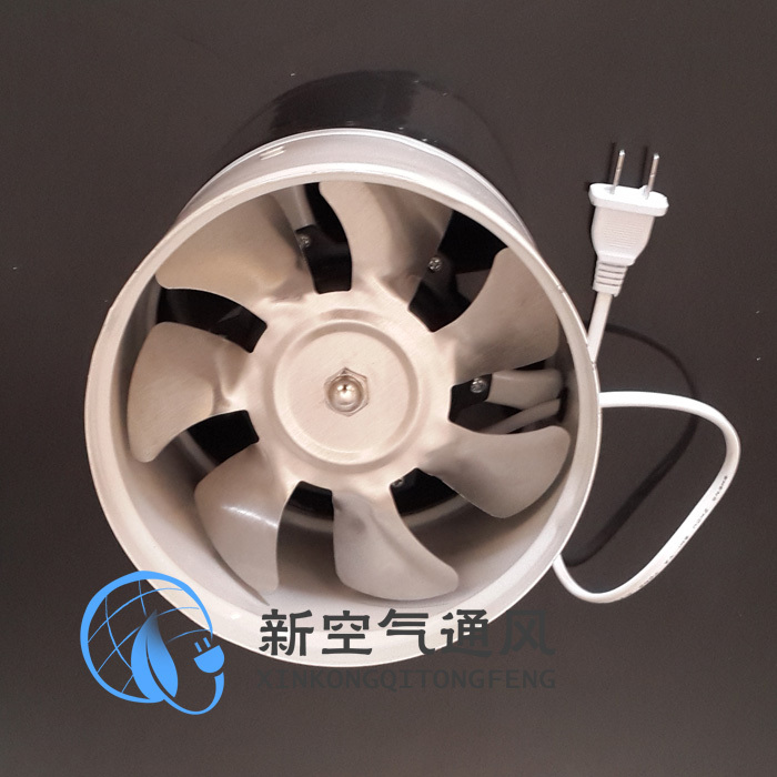 Duct Blower Powerful Mute Axial Flow Fan Ventilator