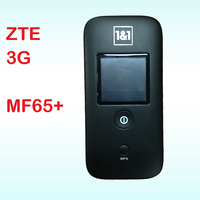 zte mf65+ mini 3g router wifi 3g wifi router with sim card slot pocket with screen 21.6Mbps Wireless mf65 Mobile Pocket WIFI 3g