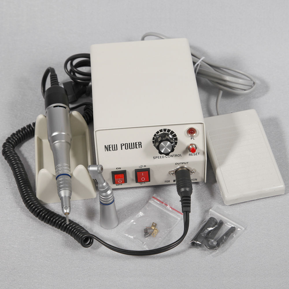 Marathon Dental Micro Motor Polisher 35K RPM Handpiece Straight Contra Angle