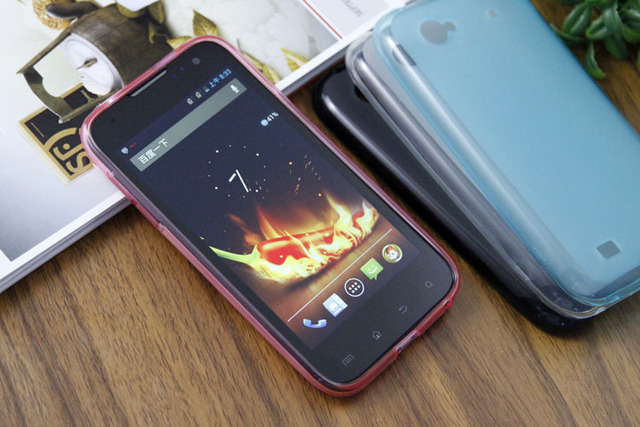 IN STOCK!!Jiayu G4 killer!xiaolajiao la m1 LA-M1 phone Case Protective Shell Soft Case cell phone case add gifts