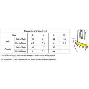 Image 5 - Мужские перчатки из натуральной кожи весна лето 2020, новые перчатки с сенсорным экраном, Модные дышащие черные перчатки, варежки из овчины JM14