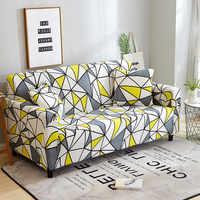 чехол на диван Покрывала для дивана стрейч протектор мебели полиэстер крышка 1/2/3/4-seater крышка кресла для Гостиная
