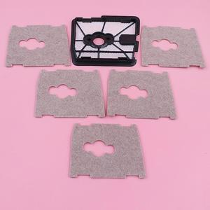 Image 2 - Air Filter Base Cover Cleaner Set For Stihl FS500 FS550 FS550L FS360 FS420 FS420L Trimmer Replace Spare Part 4116 120 1602