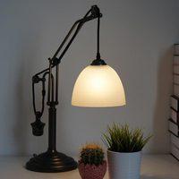 Дизайнер лампы настольные лампы Европейский стиль кантри ретро спальня работы прикроватные личность оригинальность Классическая лампы
