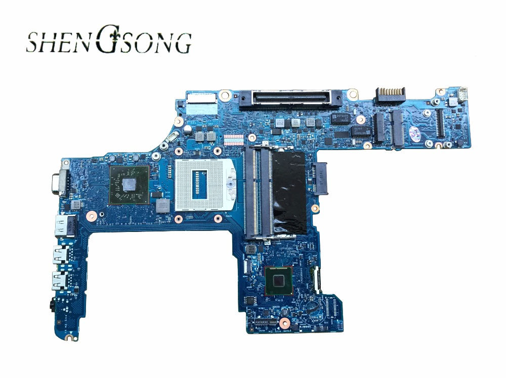 744008-001 744008-501 650-G1 Free shipping for hp 640 G1 notebook Laptop Motherboard HM87 100%Tested OK 658544 001 for hp 6465b laptop motherboard fs1 socket 100%full tested ok tested working