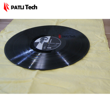 Super absorbent big size anti-static dry cloth for vinyl records
