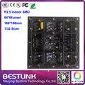 P2.5 SMD крытый rgb LED дисплей модуль 64*64 пикселей светодиодные панели для внутреннего p2.5 светодиодный знак рекламы светодиодный экран, доска видеостены