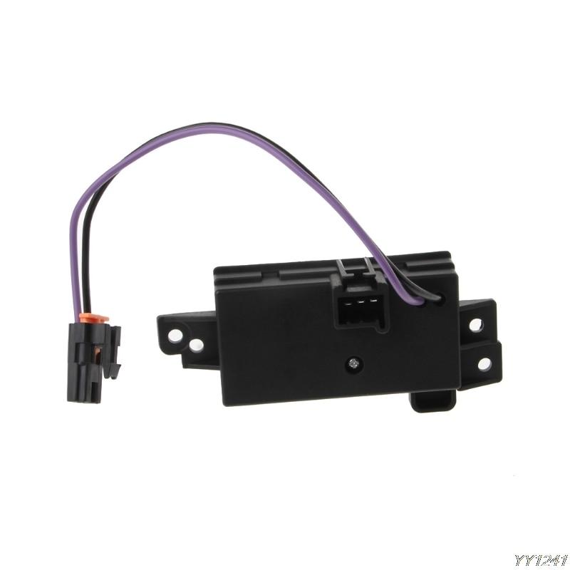 HVAC Heat Blower Motor Resistor for Chevrolet GMC Cadillac Buick Part# 4P1516
