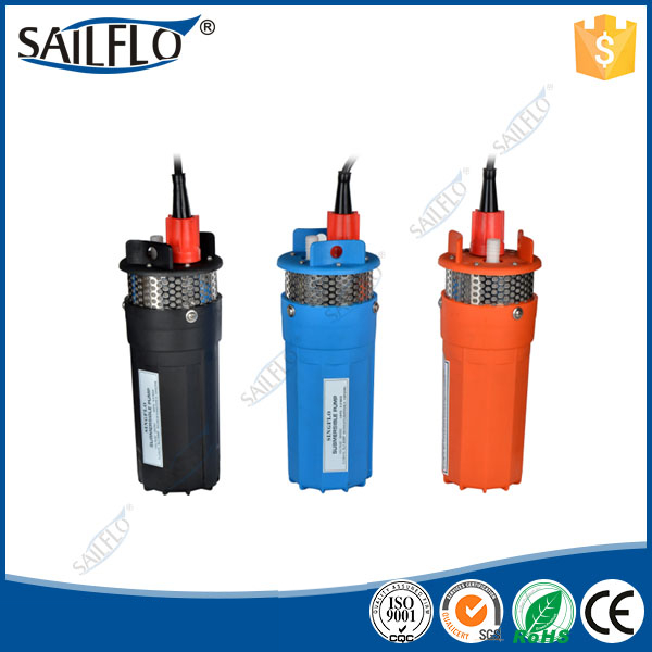 24V 360IPH 70M small Solar Submersible water pump bomba lift Power For Outdoor Garden Deep well transfer pump