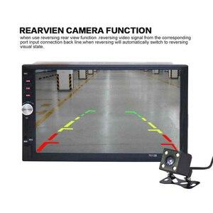 Image 5 - Auto MP4 MP5 Player 7 Zoll High Definition Bildschirm Touchscreen Auto Audio MP3 Radio Bluetooth Player Fahrzeug Musik vedio Spieler