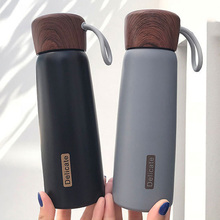 RUIDA Vacuum bottle Thermal Mug Travel Thermos Cup Stainless Steel Coffee Water Bottle Office Business Home  Portabl