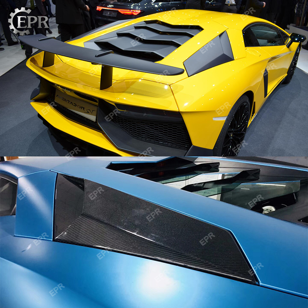 Auto Replacement Parts Carbon Front Lip For Aventador Lp700 Spd Style Carbon Fiber Front Lip Body Kits Tuning Trim Accessories For Lamborghini Lp700