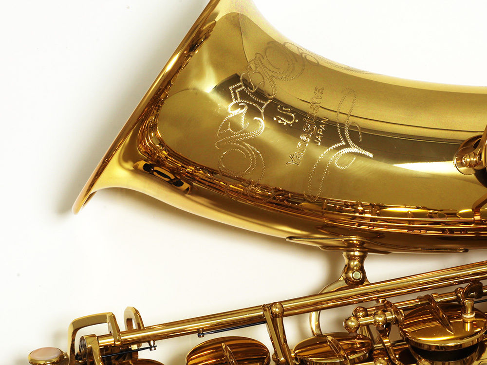 Professional Japan YANAGISAWA T WO10 Tenor Saxophone Gold Lacquer Sax Brass with Mouthpiece Pads Reeds Bend Neck