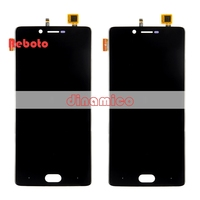 1pcs Free Shipping 1920 1080 Reboto For Doogee Shoot 1 LCD Display With Touch Screen Digitizer