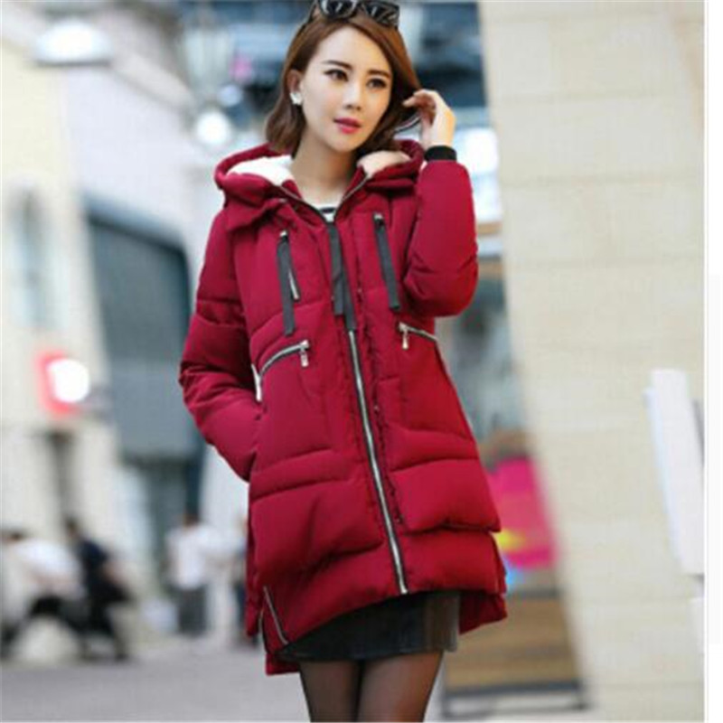 983df3d3d4e3f Detail Feedback Questions about 90% White Duck Down Coat Female 2018 Winter  Jacket Women 100% Large Real Raccoon Fur Collar Hooded Thick Parka Plus  Size 5XL ...