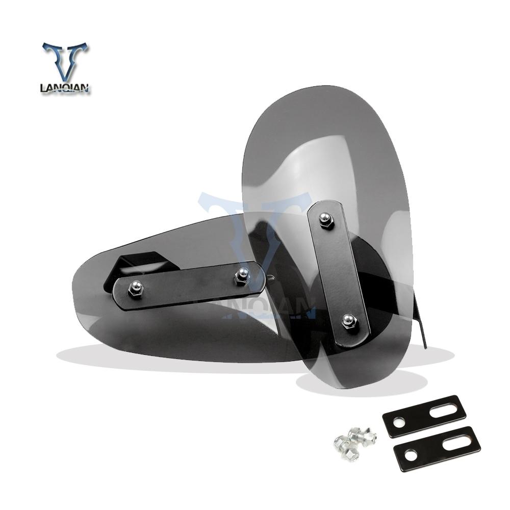 Motorcycle Accessories Wind shield handle Brake lever hand guard For Honda VFR NC 700 750 800 1200 F VFR750 VFR800 VFR1200