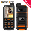 VKworld Stone V3 Плюс Анти-Низкой Температуры IP54 Водонепроницаемый Противоударный Пылезащитный 2.4 дюймов 4000 мАч СВЕТОДИОДНЫЙ Фонарик FM Мобильного Телефона
