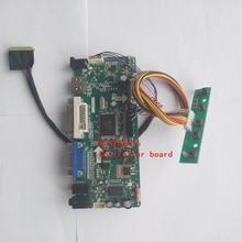 цена на Kit For N156BGE-L31 15.6 1366*768 VGA Screen HDMI DVI Panel monitor M.NT68676 40pin LVDS Controller board LED LCD