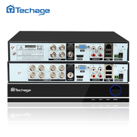 Full 8ch 1080p 720P AHD DVR AHD H HI3531 CCTV DVR NVR HVR All 3 In