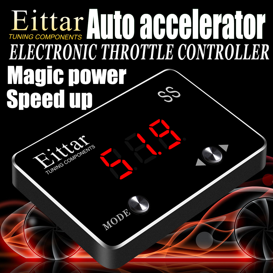 Eittar Electronic throttle controller accelerator for MERCEDES BENZ CLK CLASS ALL ENGINES 2000 2009