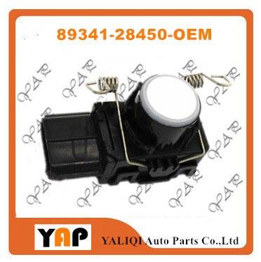 Capteur PDC/capteur de contrôle de DISTANCE de parc (4) pour FITLexus LX570 5.7L 89341-28450 2008-2011