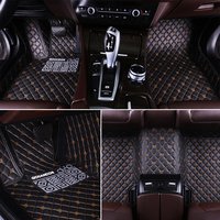 Custom Full Covered Waterproof Carpet Durable Special Car Floor Mat For BMW 1 SERIES 118i 120i 125i M140i M135i 116i