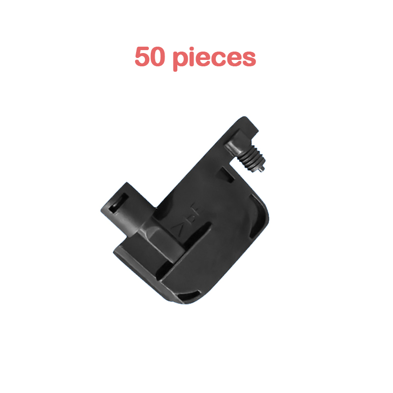 50x black dx4 dx5 printer print head ink damper small filter 2-3mm single row Round mouth for roland mutoh printers damper DX5 high quality ink damper for epson 10000 106000 printer ink damper