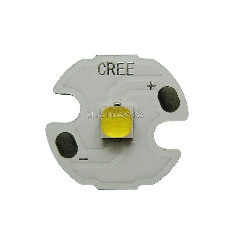 13W Cree XHP35 XHP-35 HD Netural White 4000K 12V 1000MA Led Light Super Bright Led Emitter Lamp Lighting For DIY Flashlight