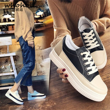 2018 Brand Flat Shoes Women Breathable Spring Summer Woman Platform Soft Loafers Lady Casual Shoes Women's Vulcanize Shoes women s platform shoes new spring casual woman weave shoes breathable girls handmade sapatos femininos loafers ladies shoes fx3