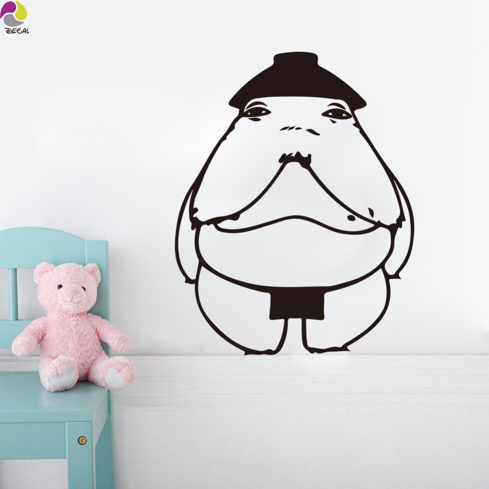 Cartoon Radish Spirit Wall Sticker Kids Room Spirited Away Chihiro Haku Wall Decal Living Room Vinyl Home Decor Art Decoration Art Wall Sticker Kids Roomwall Decals Living Room Aliexpress