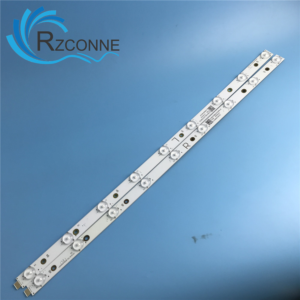LED Backlight Strip 9 Lamp For Vizio 55