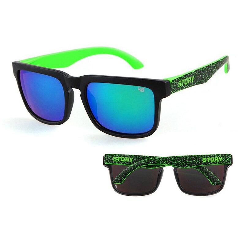 Brand Designers SPIED Vintage Sun glasses Mirror Eyewear Men Women Sport LOGO  Sunglasses oculos de sol feminino