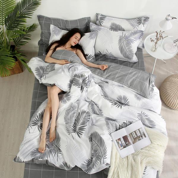 Wholesale 1 Pcs Bed Set Duvet Cover Comforter Cover Pillowcase Quilt Cover King Full Twin Queen Size 200*230/220*240cm Edredon