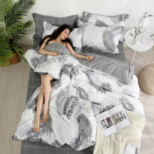 Wholesale 1 Pcs Bed Set Duvet Cover Comforter Cover Pillowcase Quilt Cover King Full Twin Queen Size 200*230/220*240cm Edredon(China)