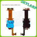 Flat Cable for Nokia 8800 Arte Cell Phone Flex Ribbon with components Flex Cable