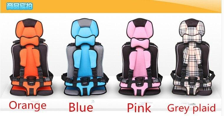 pinkblueorangekhaki mesh 4 colors for your choice baby car seat