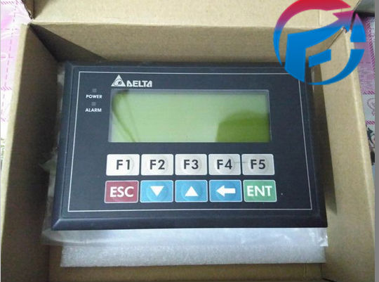 цены Original Delta TP04G-AL-C 4.1 inch Text Panel HMI Touch Screen 192*64 STN-LCD Monochromatic Display Panel Free Cable & Software