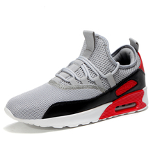 цена на New Arrival Men Running Shoes Sports Outdoor Shoes Men Breathable Good Quality Sneakers Men Trainers Zapatos De Hombre Footwear