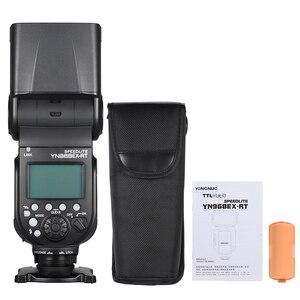 Image 5 - 永諾YN968EX RTフラッシュスピードライト高速同期ttlワイヤレスでledライト用キヤノン5 diii 6d 7DII 60d 1100d 1200d 1000D700D